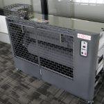 大型暖房器具導入しました!!